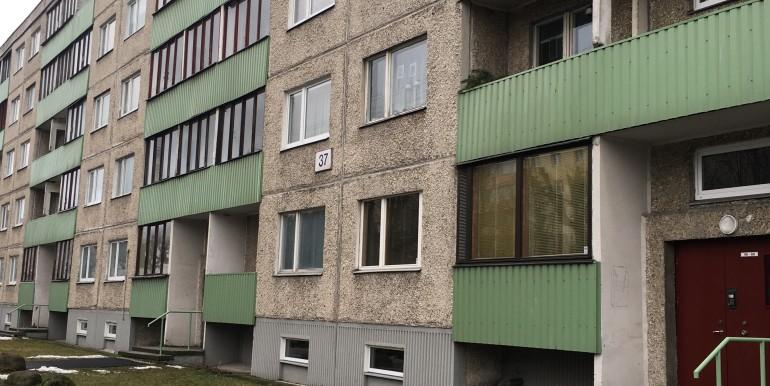 Harjumaa, Tallinn, Haabersti, Õismäe tee 37